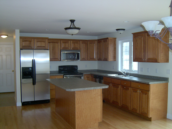 Moulton custom home builders kitchen construction for Webs custom kitchen